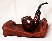 Pipe and pouch
